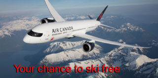 Your Chance To Ski For FREE