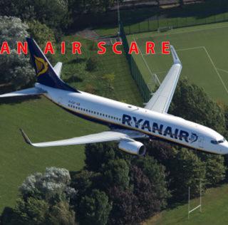 RYAN AIR SCARE