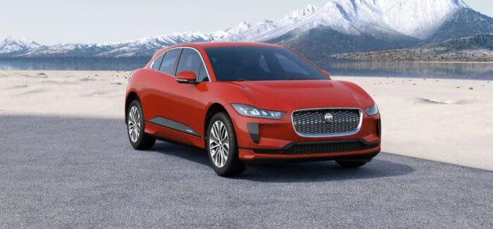 Cleanest, greenest Jaguar sets the Pace..